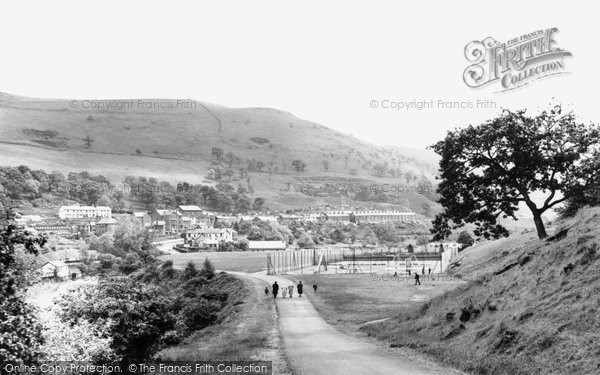 Photo of Aberfan, The Recreation Ground c.1965