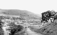 Aberfan, the Recreation Ground c1965