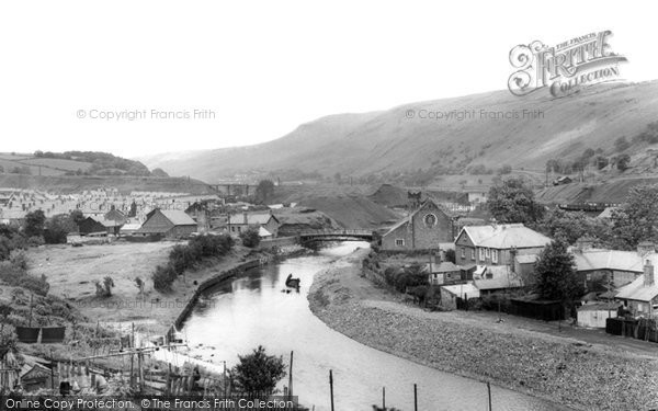 Aberfan, The Valley c.1965