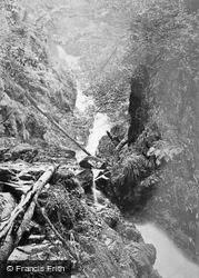 Falls Of Moness c.1880, Aberfeldy