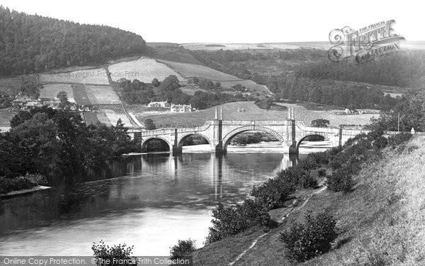 Aberfeldy, General Wade's Bridge c.1890