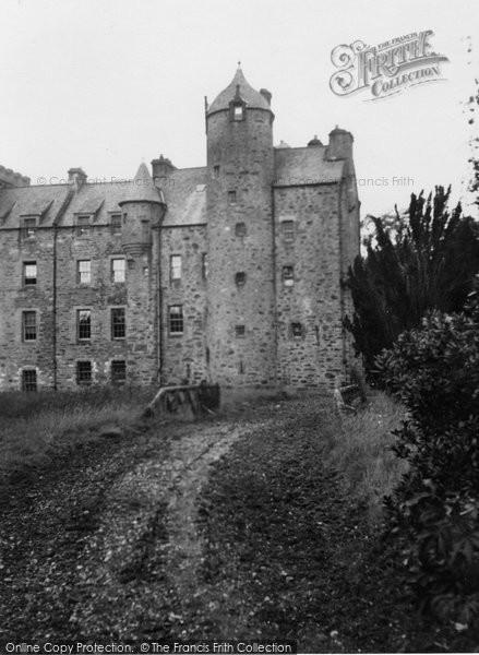 Photo of Aberfeldy, Grandtully Castle 1949
