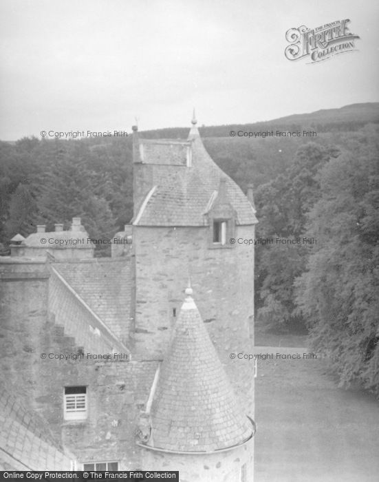 Photo of Aberfeldy, Grandtully Castle 1956