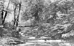 The Birks c.1935, Aberfeldy