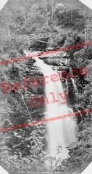 Upper Falls Of Moness c.1880, Aberfeldy