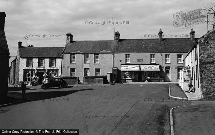 Photo of Aberffraw, Bodorgan Square 1965