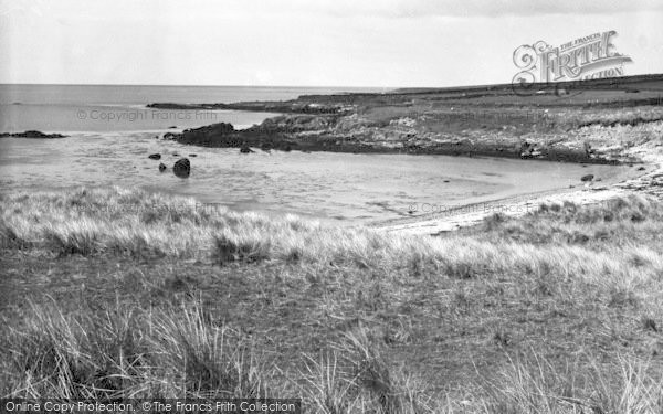 Photo of Aberffraw, Borthlleidiog Bay c.1939