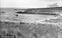 Aberffraw, Borthlleidiog Bay c.1939