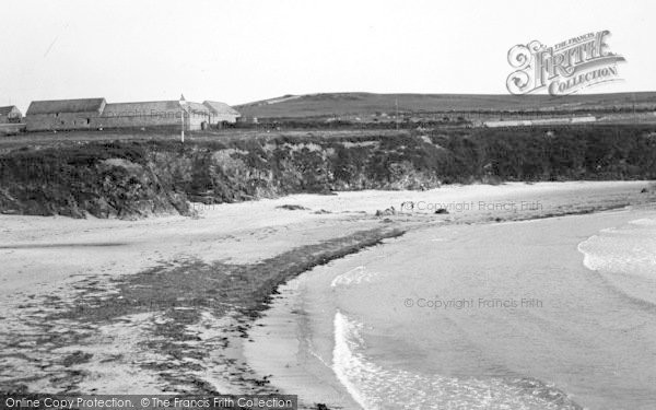 Photo of Aberffraw, Cable Bay c.1940