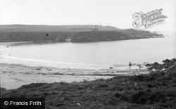Aberffraw, Cable Bay c.1950