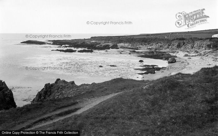 Photo of Aberffraw, Camping Ground From Point c.1939