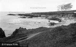 Aberffraw, Camping Ground From Point c.1939