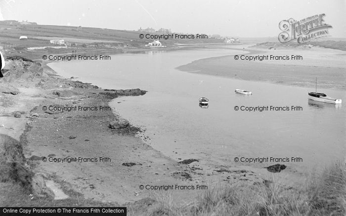 Photo of Aberffraw, From The Point c.1939
