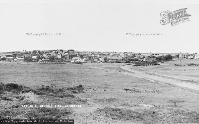 Photo of Aberffraw, General View 1952