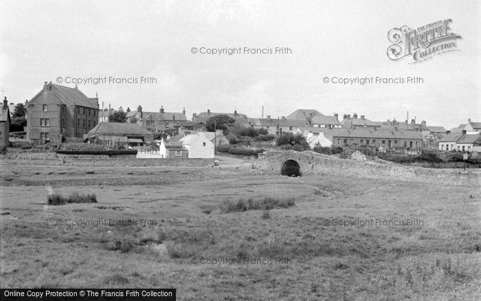 Photo of Aberffraw, General View 1959