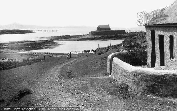 Photo of Aberffraw, Llangwyfan (St Cwyfan's Church) c.1940
