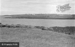 Porth Cwyfan 1959, Aberffraw