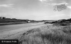Aberffraw, Sand Dunes 1965