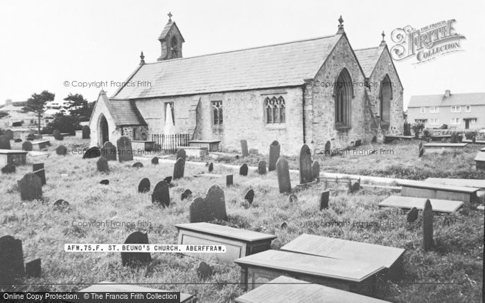 Photo of Aberffraw, St Beuno's Church 1959