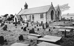 Aberffraw, St Beuno's Church 1959