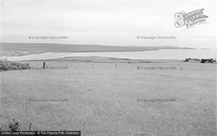 Photo of Aberffraw, The Bay 1952