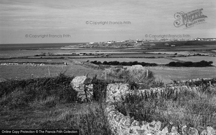 Photo of Aberffraw, The Bay 1965