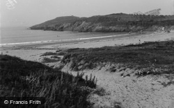 The Beach, Cable Bay c.1939, Aberffraw