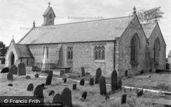 Aberffraw, The Church 1959