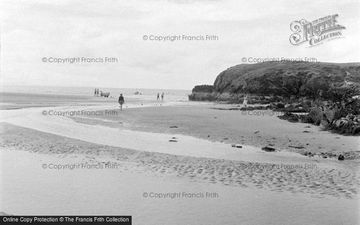Photo of Aberffraw, The Estuary 1959