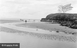 Aberffraw, The Estuary 1959