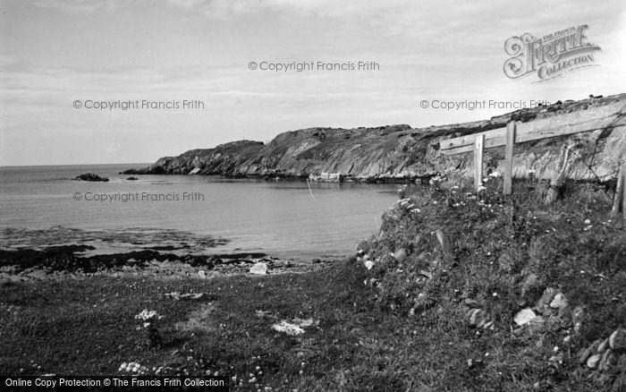 Photo of Aberffraw, The Headland 1965