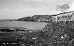 Aberffraw, The Headland 1965