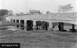 The New Bridge c.1950, Aberffraw