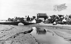 The Old Bridge c.1950, Aberffraw