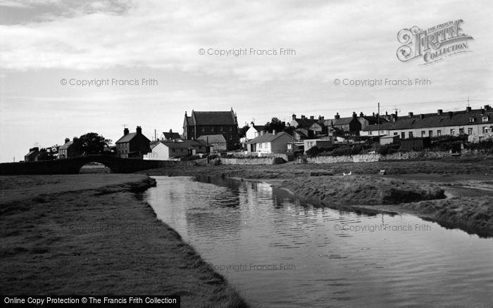 Photo of Aberffraw, The River 1965