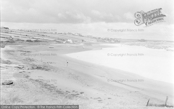 Photo of Aberffraw, The River c.1960