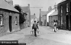 Aberffraw, The Village c.1900