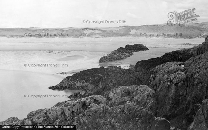 Photo of Aberffraw, Tynllwydan Bay c.1939