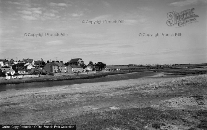 Photo of Aberffraw, Village And River 1965