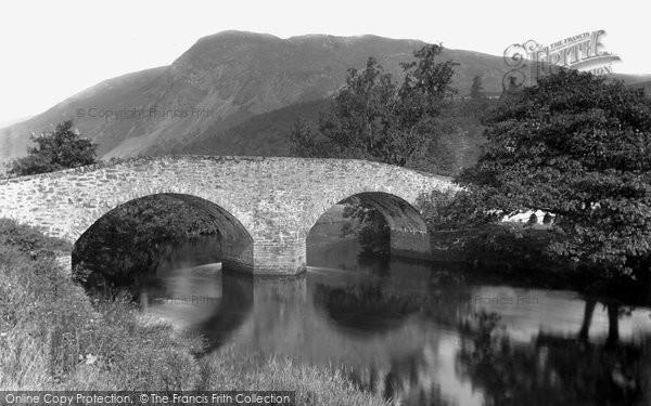 Photo of Aberfoyle, Bridge Of Forth c.1880