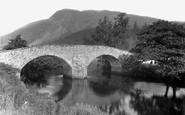 Aberfoyle, Bridge Of Forth c.1880