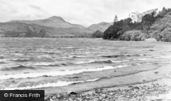 Aberfoyle, Loch Ard And Ben Lomond c.1939