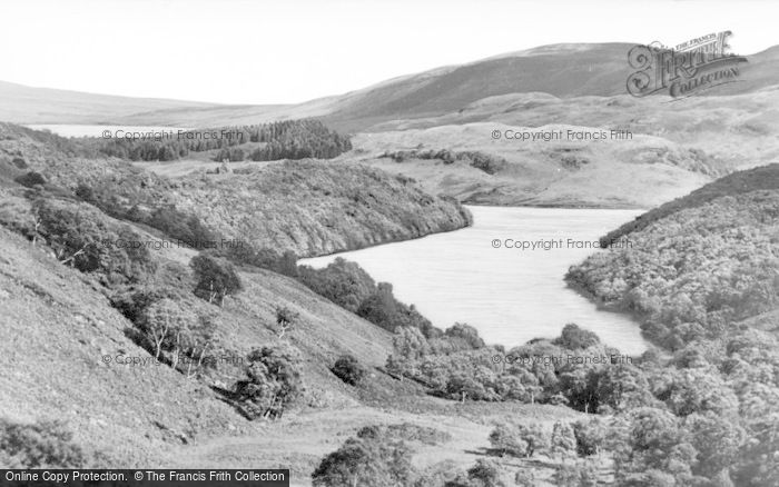 Photo of Aberfoyle, Loch Drunkie, And Loch Vennachar c.1939