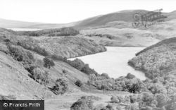Aberfoyle, Loch Drunkie, And Loch Vennachar c.1939
