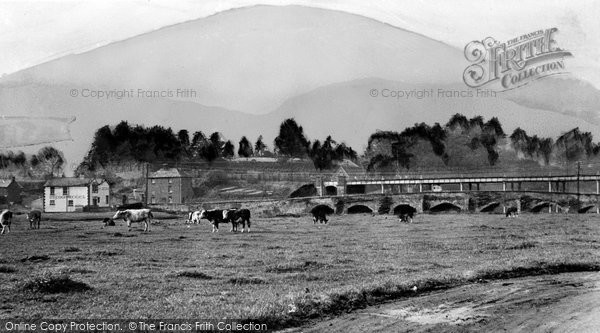 Abergavenny, Blorenge Mountain c.1955