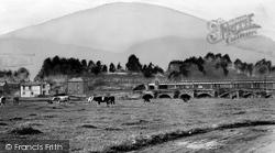 Abergavenny, Blorenge Mountain c.1955