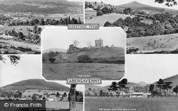 Abergavenny, Composite c.1960