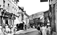 Abergavenny, Frogmore Street c1955