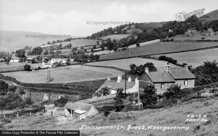 Photo of Abergavenny, Llanwenarth Breast c.1950