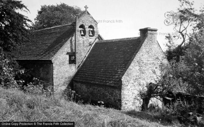 Photo of Abergavenny, Patricio Church 1955